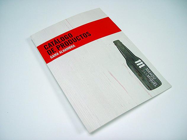 Dípticos impresos en digital