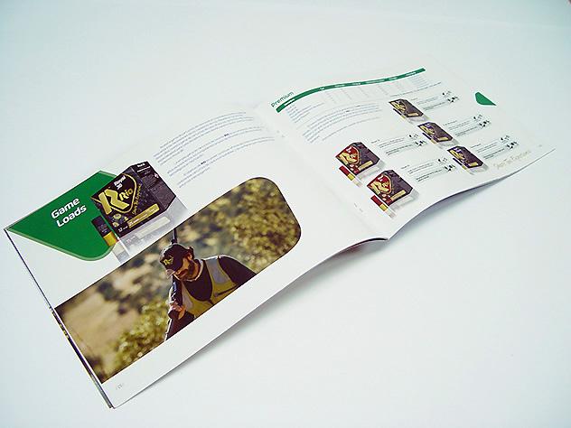 Folleto de 32 paginas A4 apaisado