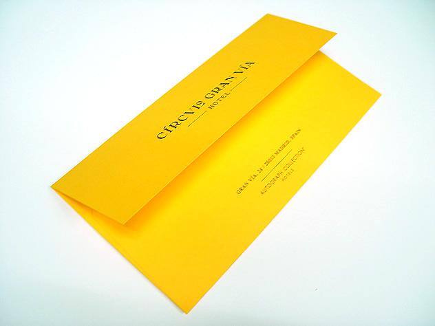 Fabricación de sobres